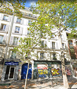 Local commercial Paris 72.60 m2